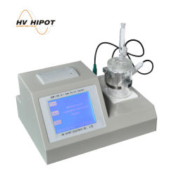 L'huile de titration coulométrique Karl Fischer de l'humidimètre Testeur de point de rosée