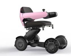 autoped met 4 wielen van de Mobiliteit van de Rolstoel de Elektrische voor Gehandicapten en Oudste