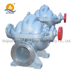 Большая емкость бестселлеров горизонтальных центробежных двойной всасывающий водяной насос ременного привода