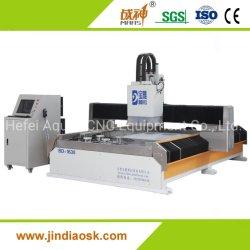 닦는 기능 CNC 기계를 가진 Bd1630를 가공하는 대리석 싱크대