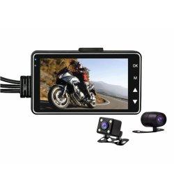 モーターバイク1080P完全なHDのオートバイのダッシュカムサポートブラックボックス(avp035e600)のためのオートバイDVRのカメラのオートバイ駆動機構のビデオレコーダー