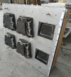 Personnaliser le moule pour la climatisation de l'unité de ventilation à récupération de chaleur de l'échangeur de décisions