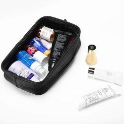 Maken de Tsa Goedgekeurde Kosmetische Zakken van de Opslag van de Zak Transparante voor Adapter MacBook omhoog het Reizen van Hulpmiddelen
