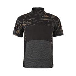 卸し売り夜Camoのカムフラージュの軍隊はズボンが付いているワイシャツまたはカエルのスーツ、Camoのユニフォームを戦う