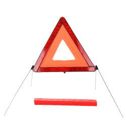طريق أمن يصنع طارئ انعكاسيّة خفيفة سيّارة مثلث إشارة إنذار