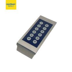 لوحة مفاتيح RFID اضغط على لوحة شوبكيون غرفة الجولف خزانة ذكية قفل