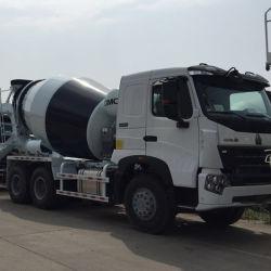 Sinotruk HOWO A7 6X4 290HP 6cbm Betonmischer Truck Zz1257m3247n1