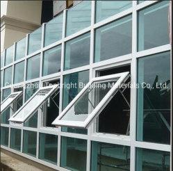 PVC/Upv VinylTophung Fenster mit Energieeinsparung mit Zubehör
