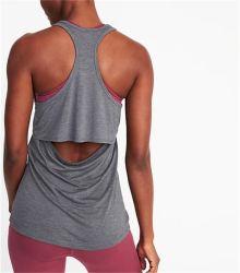 Hemden van de Slijtage van de Gymnastiek van de Opleiding van het zweet de Douane Afgedrukte