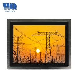 Grossiste en métal de 15 pouces Linux Touch Panel PC industriel tout en un Tablet PC sans ventilateur