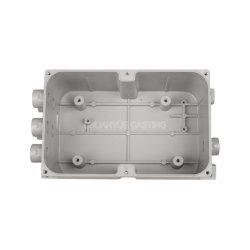 Aluminiumteile Druckguss-Energien-elektrischen Kasten für elektrisches Auto/Motorrad/Ausgleich-Roller/Bewegungsroller