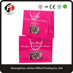 卸し売りショッピングおよびパッキングギフトのための専門家によってカスタマイズされるクラフト紙のハンドバッグのギフト袋