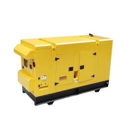 Fábrica de Guangzhou 100kw 125kVA Genarators Diesel de Energia Elétrica (CDC100KW)