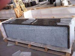 Opgepoetste Natuurlijke Countertop van de Keuken van de Steen Baltische Bruine voor de Decoratie van het Huis/van het Project