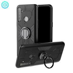 Multi Tanque Funcional Caso Telefone PC TPU para Realme 5