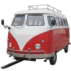 De de multifunctionele Klantgerichte Aanhangwagen van het Voedsel van de Straat/Vrachtwagen van het Voedsel/de Bestelwagen van het Snelle Voedsel