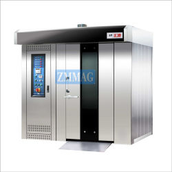 Utilisé l'alimentation de l'équipement de boulangerie fours rotatifs en Chine (ZMZ-32M)