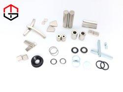 L'aimant permanent en néodyme de forme irrégulière Ring/arc/Bloc/cylindre/cube/aimant rond pour l'industrie