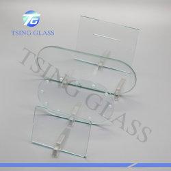 Windowsまたはドアのための3-19mmの平らなか曲げられた構築のガラスか強くされるか薄板にされるか、または緩和されたガラス