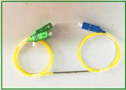 1X2 Ports 1310nm mode fibre simple Splitter Ratio d'accouplement 50 / 50