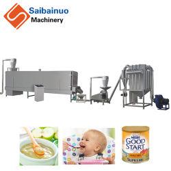 Jinan Saibainuo Instant Baby cereali alimenti Nutrizione polvere farina fare Macchina per apparecchiature per linee di lavorazione della produzione