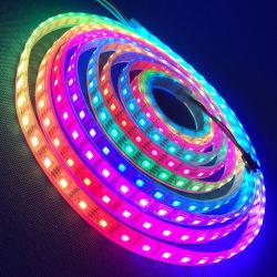 DC12V 5050full RGB LED cor Iluminação Strip (30Ci 90 LED/M)