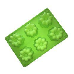 Silikon-Kuchen-Form-Silikon-Nahrungsmittelgrad-kundenspezifische Schokoladen-Form