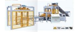 O Qt12-15 máquina para fazer blocos ocos/máquina para fabricação de tijolos de blocos de cimento