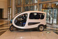 2019 Nuevo coche eléctrico 3 Rueda triciclo eléctrico de la carga con la CEE