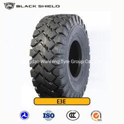 Китайский смещения шины погрузчика E3/L3-E3e 26.5-25 20.5-25 23.5-25 17.5-25 OTR шины
