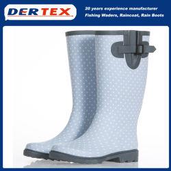 42 Leve Non-Slip Económica Portable Equipado Curto Botas de chuva