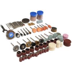 136PCS de molienda de cemento pulido giratorio de la herramienta de hardware para Poshing