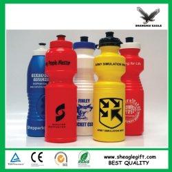 500ml 600 мл базовой линии Рекламные пластиковые бутылки спорта