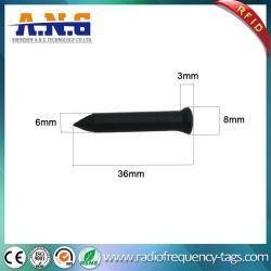 PPS de UHF Passieve Markering van de Spijker van de Boom RFID voor Houten Beheer