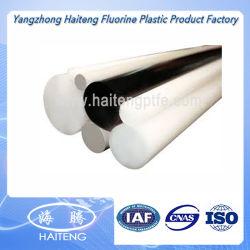 PTFE Rod mit schwarzer weißer Farbe
