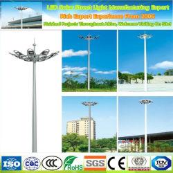 مصباح سارية عالية LED للاستخدام على نطاق واسع IP65 ضوء سارية عالي الضغط استبدال مصباح الصوديوم عالي الضغط بقوة 2000 واط