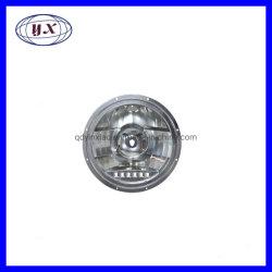 Пользовательский индикатор Круглый корпус из алюминиевого сплава алюминия умирают светодиод Lampshade литой детали