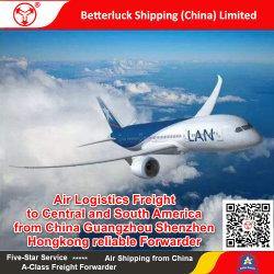 Air Logistics Freight a Chile La Serena (LSC) del aeropuerto de La Florida de China Guangzhou, Shenzhen Hongkong reenviador fiable