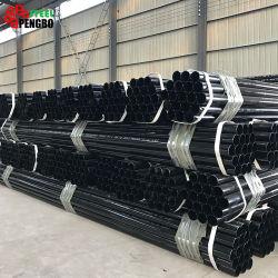 Grade X52, X56, X60, X65, X70 de canalisation API 5L de tubes sans soudure en acier au carbone