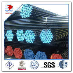 Dn400 Sch40 ASTM API 5L X52の継ぎ目が無い鋼管ライン
