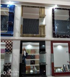 Серебристый стекло наружного зеркала заднего вида для украшения, туалетный столик с хорошим качеством и современным дизайном