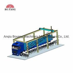 Conteneur Boyang, chargement de camion de convoyeur de déchargement/chargement automatique des véhicules et équipement de déchargement