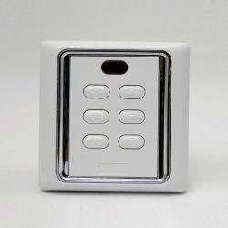 HF-Walzen-Blendenverschluss-Fenster-Fernsteuerungswand-Schalter-Empfänger (Kanal 2)
