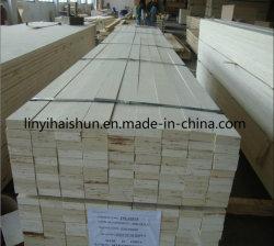 Usine Poplar LVL bois en placage stratifié pour le package et de meubles et de la construction