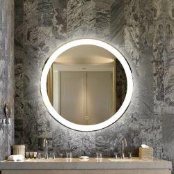 Haut de la qualité composent décoratifs Dressing conduit miroir pour salle de bains