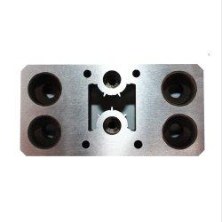CNC personalizzato lavorazione parti metalliche taglio filo per moto di ricambio Parte