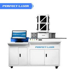 تقنية الليزر المثالية-تلقائي 3D LED معدن/ألومنيوم لوحة/حرف القناة من الفولاذ المقاوم للصدأ CNC نوتشر بندر نوتش آلات الانحناء السعر