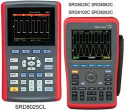 Ordinateur de poche oscilloscope à stockage numérique Série SRD8xxx