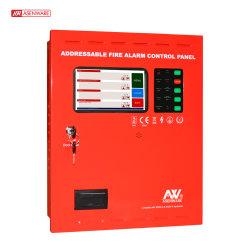 Painel do módulo GSM com tela de toque do painel de incêndio endereçáveis
