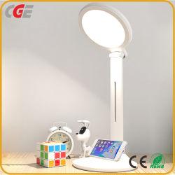 Lampada di scrittorio pieghevole tutta compresa di Occhio-Protezione LED con la visualizzazione dell'affissione a cristalli liquidi